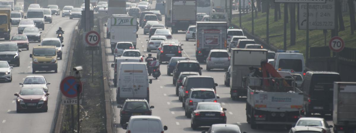 INFOGRAPHIES. A quel point rouler en voiture est-il mauvais pour la planète ?