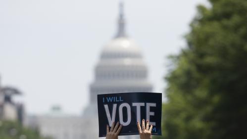 DIRECT. Midterms 2018 : les Américains retournent aux urnes, deux ans après la victoire de Donald Trump à la présidentielle