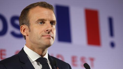 Carburants, élections européennes, affaire Benalla... Ce qu'il faut retenir de l'interview d'Emmanuel Macron à Europe1