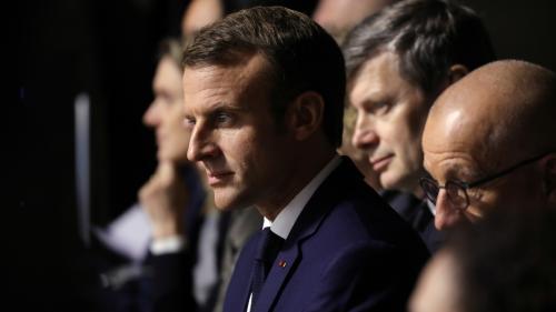 """Affaire Benalla : """"On a peut-être perdu l'esprit de mesure"""", estime Emmanuel Macron"""