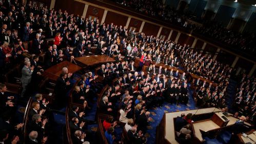 INFOGRAPHIES. Résultats : la Chambre des représentants devient démocrate, le Sénat reste républicain