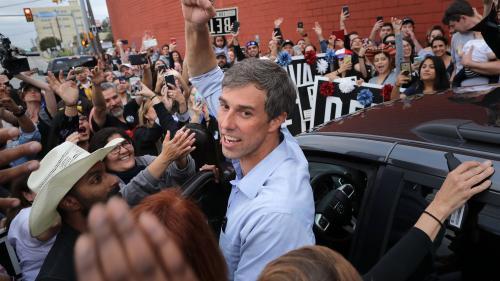 Etats-Unis : cinq choses à savoir sur Beto O'Rourke, l'étoile montante du Parti démocrate qui a fait trembler Ted Cruz