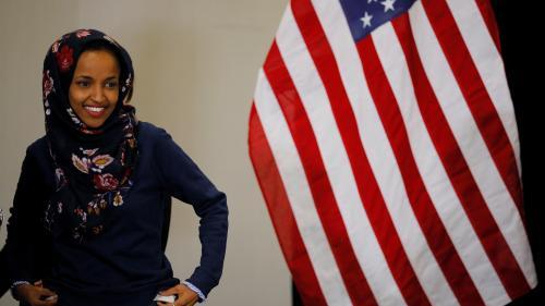 """Pour la première fois, deux femmes musulmanes entrent au Congrès après les """"midterms"""""""