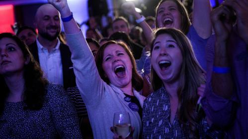 """Etats-Unis : quel est le bilan des candidates lors des """"midterms"""" ?"""