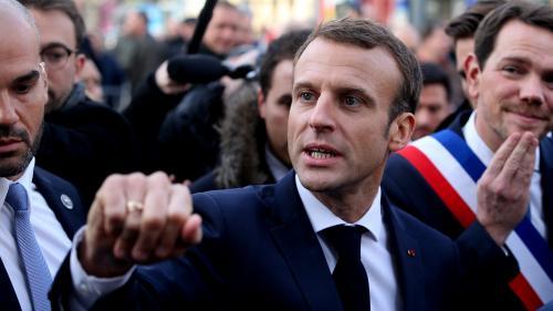 """VIDEO. """"Il a été un grand soldat, c'est une réalité"""": Emmanuel Macron défend l'hommage au maréchal Pétain rendu aux Invalides"""