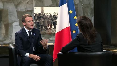Pétain, prix des carburants, Ascoval... Ce qu'il faut retenir de l'interview d'Emmanuel Macron sur France 3