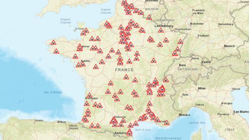 CARTE. Voilà où se trouvent les 155 passages à niveau les plus dangereux en France