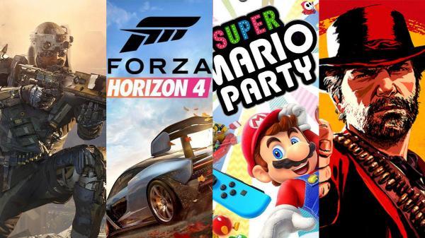 """""""Red Dead Redemption 2"""", """"Forza Horizon4""""... Quatre jeux pour passer l'automne au chaud"""