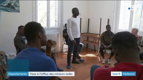 Immigration : l'afflux des mineurs isolés pèse en Isère et en Haute-Garonne