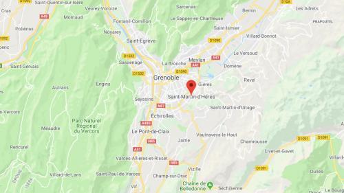 """Isère : l'explosion dans un immeuble à Saint-Martin-d'Hères est """"une blague potache"""" selon la police"""