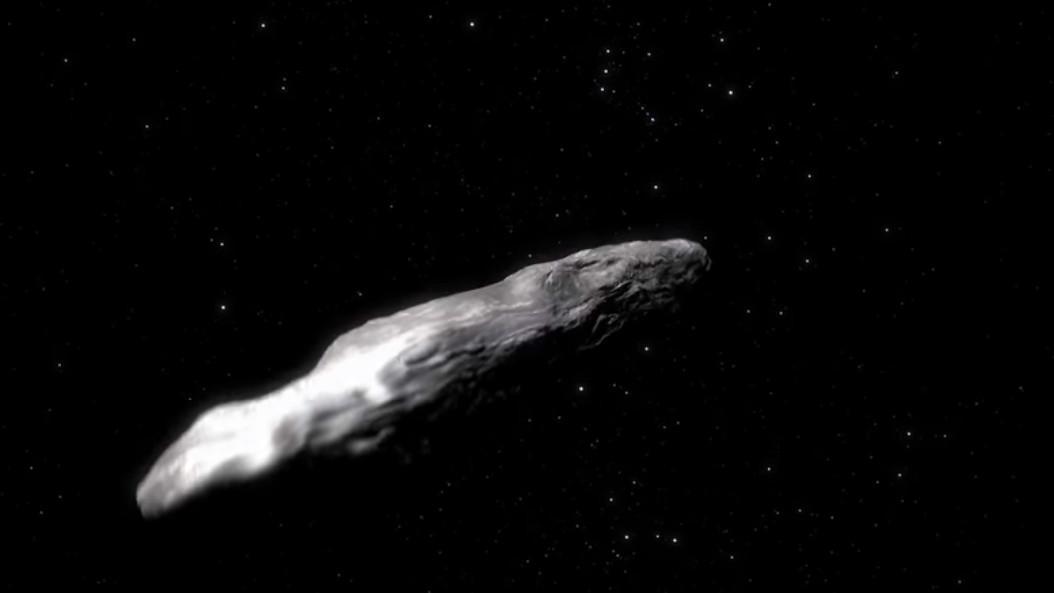 VÍDEO. ¿Cometa u objeto de una civilización extraterrestre? A un astrónomo se le preguntó de dónde podría venir Oumuamua.