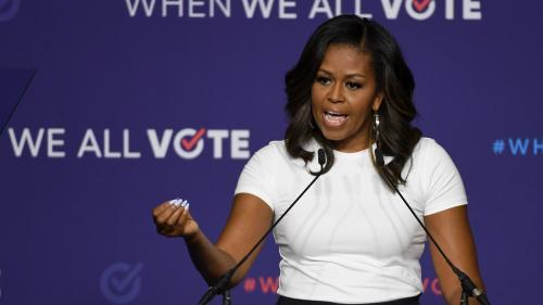 Michelle Obama révèle dans un livre pourquoi elle ne pardonnera jamais à Donald Trump