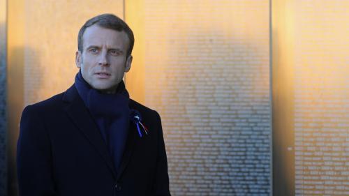DIRECT. Centenaire du 11-Novembre : Emmanuel Macron et Theresa May sont dans la Somme. Regardez l'édition spéciale de franceinfo