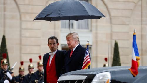 DIRECT. 11-Novembre: Trump annule sa visite d'un cimetière américain en raison du mauvais temps