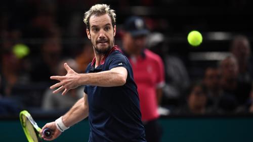 Tennis : Richard Gasquet forfait pour la finale de la Coupe Davis face à la Croatie