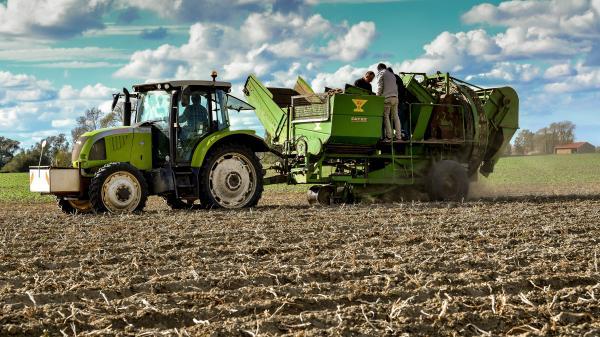 """Les agriculteurs rejoignent le mouvement des """"gilets jaunes"""""""
