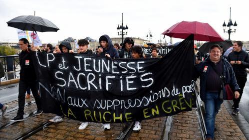 Manifestations : les personnels de l'éducation nationale mobilisés