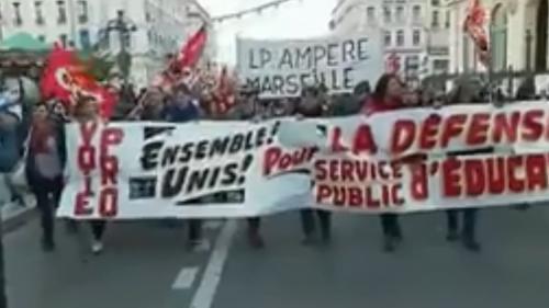 Appel à la grève : un front syndical inédit