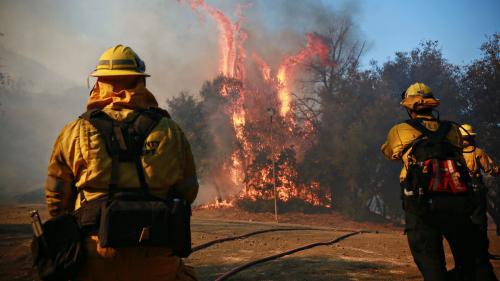 nouvel ordre mondial | Californie : l'incendie le plus meurtrier depuis 1933