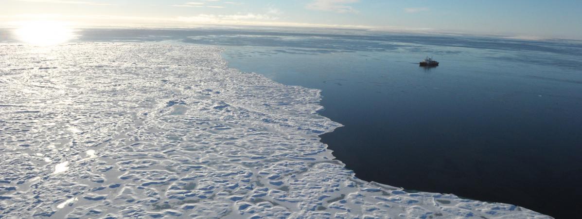 Même en respectant l'accord de Paris, la fonte des calottes glaciaires pourrait être irréversible