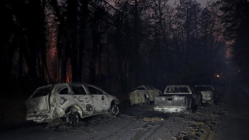 nouvel ordre mondial | Californie : les pires incendies du siècle pour l'État américain