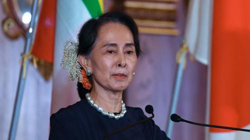 "Aung San Suu Kyi déchue du prix d'""ambassadrice de conscience"" par Amnesty International"