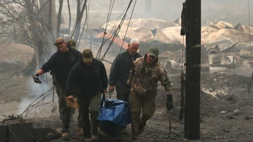 Etats-Unis : pourquoi les incendies en Californie sont-ils aussi meurtriers ?