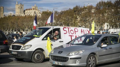 """""""Gilets jaunes"""" : La sécurité est renforcée"""