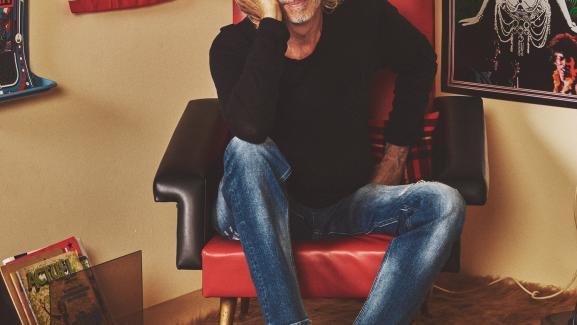 INTERVIEW  Louis Bertignac revient aux