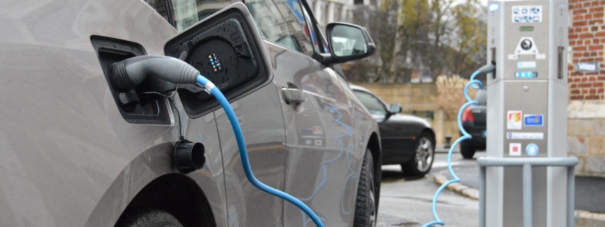 pourquoi voiture electrique