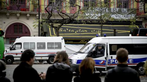 """13-Novembre : une étude s'est penchée sur les """"symptômes post-traumatiques"""" provoqués par les images des attentats"""