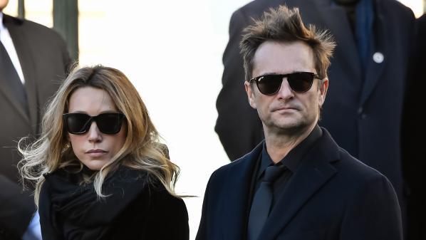 Laura Smet et David Hallyday veulent faire geler les royalties sur les albums de Johnny