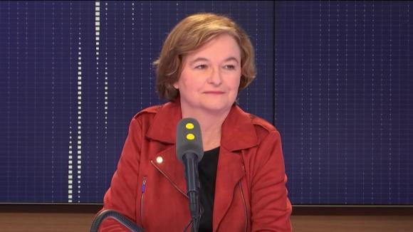 """Tweets de Donald Trump : """"Les 140 caractères de Twitter n'aident pas à la pensée complexe"""", réagit la ministre Nathalie Loiseau"""