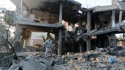 DIRECT. Bande de Gaza: les groupes palestiniens annoncent un cessez-le-feu avec Israël