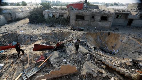 DIRECT. Un Palestinien tué par des tirs israéliens à la frontière de Gaza