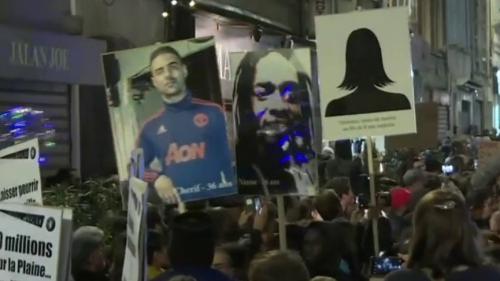 """Marseille : une nouvelle """"marche de la colère"""" après les effondrements d'immeubles"""