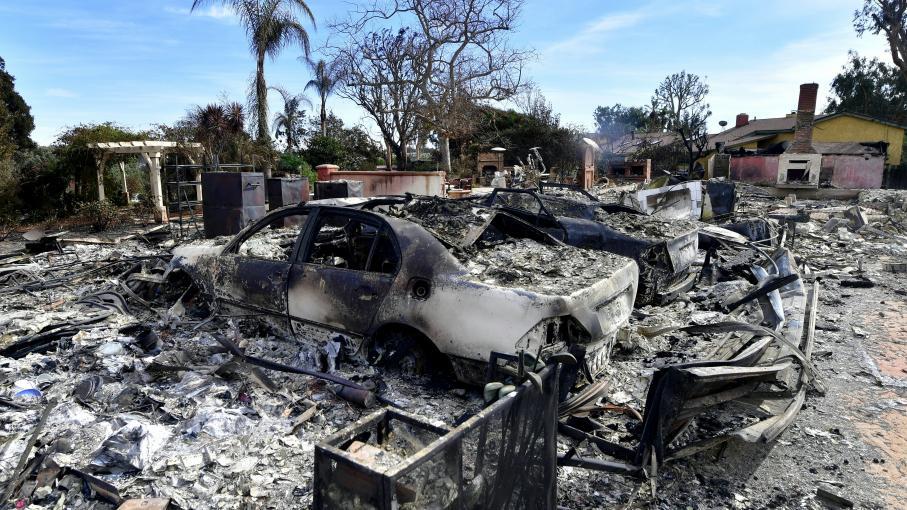 Californie Apr 232 S L Incendie Paradise La Ville Aux 200