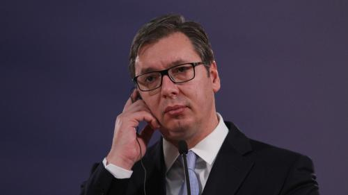 11-Novembre : le président serbe regrette le traitement qui lui a été réservé lors des commémorations à Paris