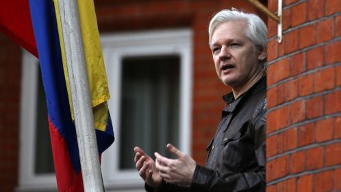 Julian Assange a été inculpé aux Etats-Unis, annonce WikiLeaks