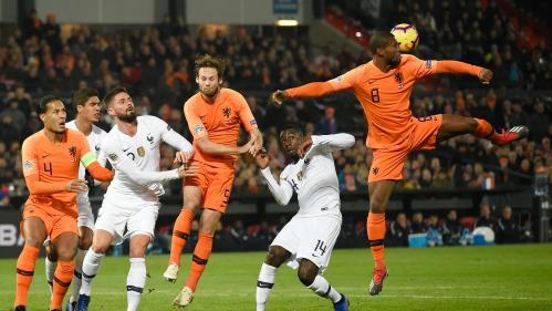 Ligue des nations : les Bleus s'inclinent 2-0 aux Pays-Bas, leur première défaite depuis la Coupe du monde