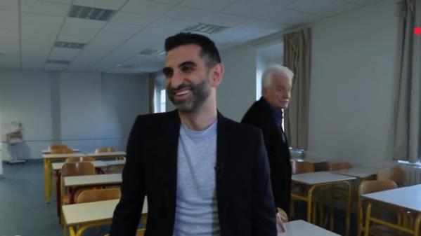Cinéma : Kheiron s'aventure parmi les