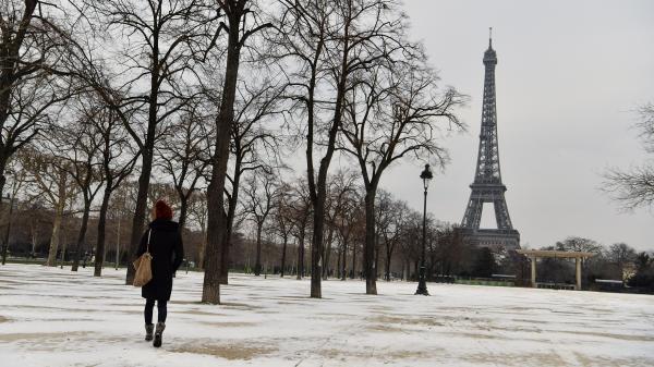 Météo : épisode de froid dès lundi, de la neige prévue du nord au centre du pays mardi