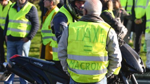 """""""Gilets jaunes"""" : une mobilisation très forte à Rennes"""