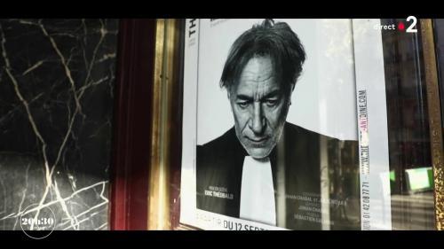 """VIDEO. """"20h30 le dimanche"""" : le portrait du comédien Richard Berry"""