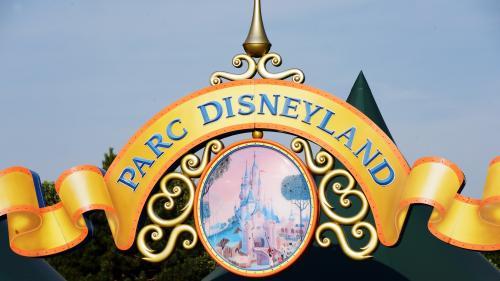"""Action surprise des """"gilets jaunes"""" à Disneyland Paris"""