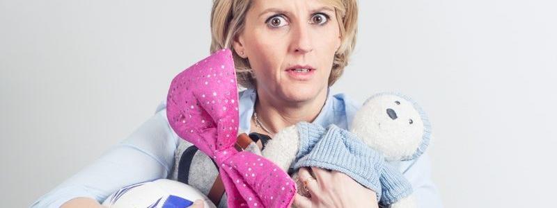 31fe45c4711cc Le quotidien hilarant d  une mère de quatre enfants