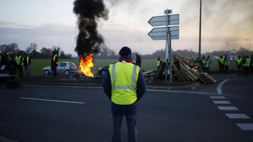 """""""Gilets jaunes"""" : le point sur la mobilisation mardi région par région"""