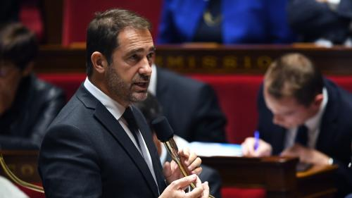 "VIDEO. Blocages des ""gilets jaunes"" : Christophe Castaner dénonce la ""dérive totale"" des manifestations"