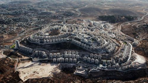Airbnb va supprimer ses annonces dans les colonies israéliennes en Cisjordanie
