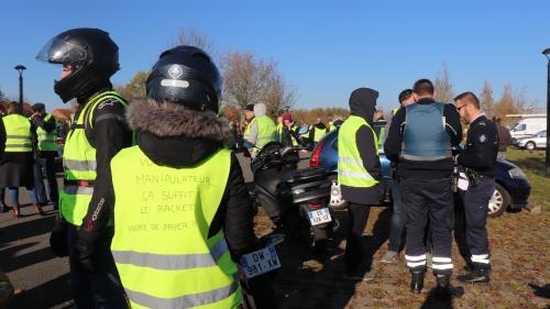 """INFO FRANCE BLEU. """"Gilets jaunes"""" : garde à vue prolongée pour un homme qui a menacé de mort le préfet de Mayenne"""